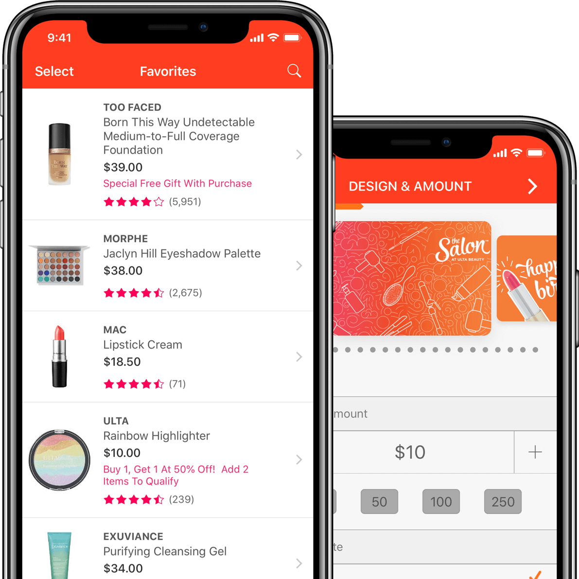 Mobile App | Ulta Beauty