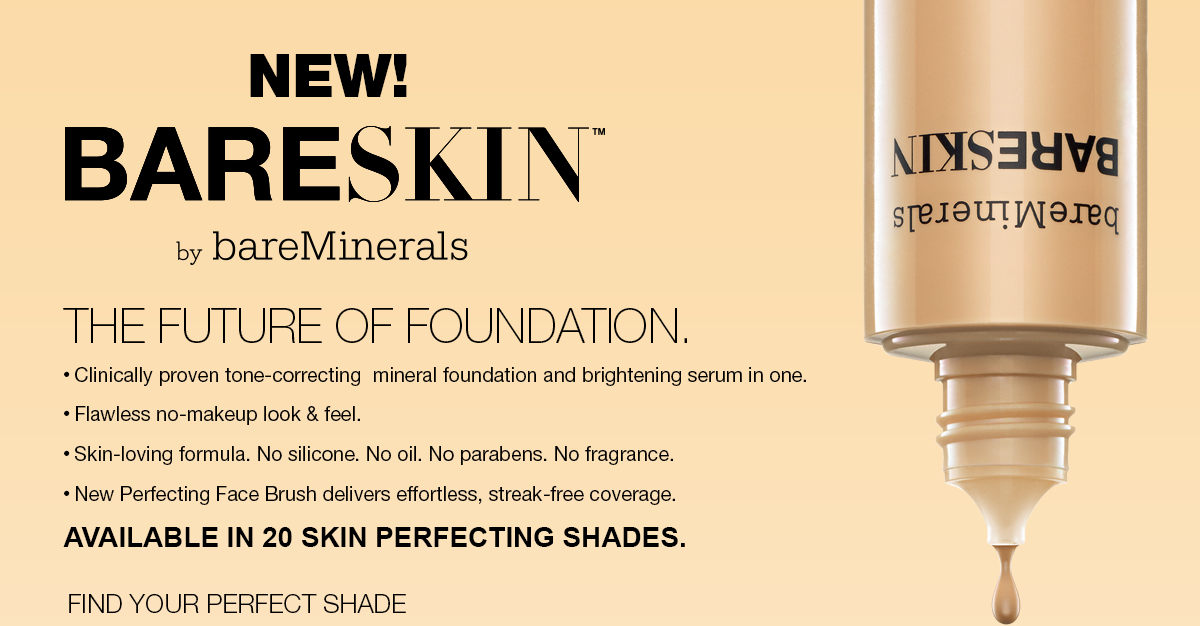 Ulta Bareskin By Bareminerals Shade Match