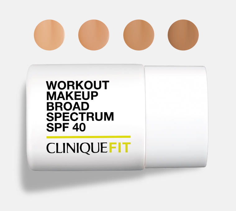 Cliniquefit Collection Clinique Workout Makeup Ulta Beauty