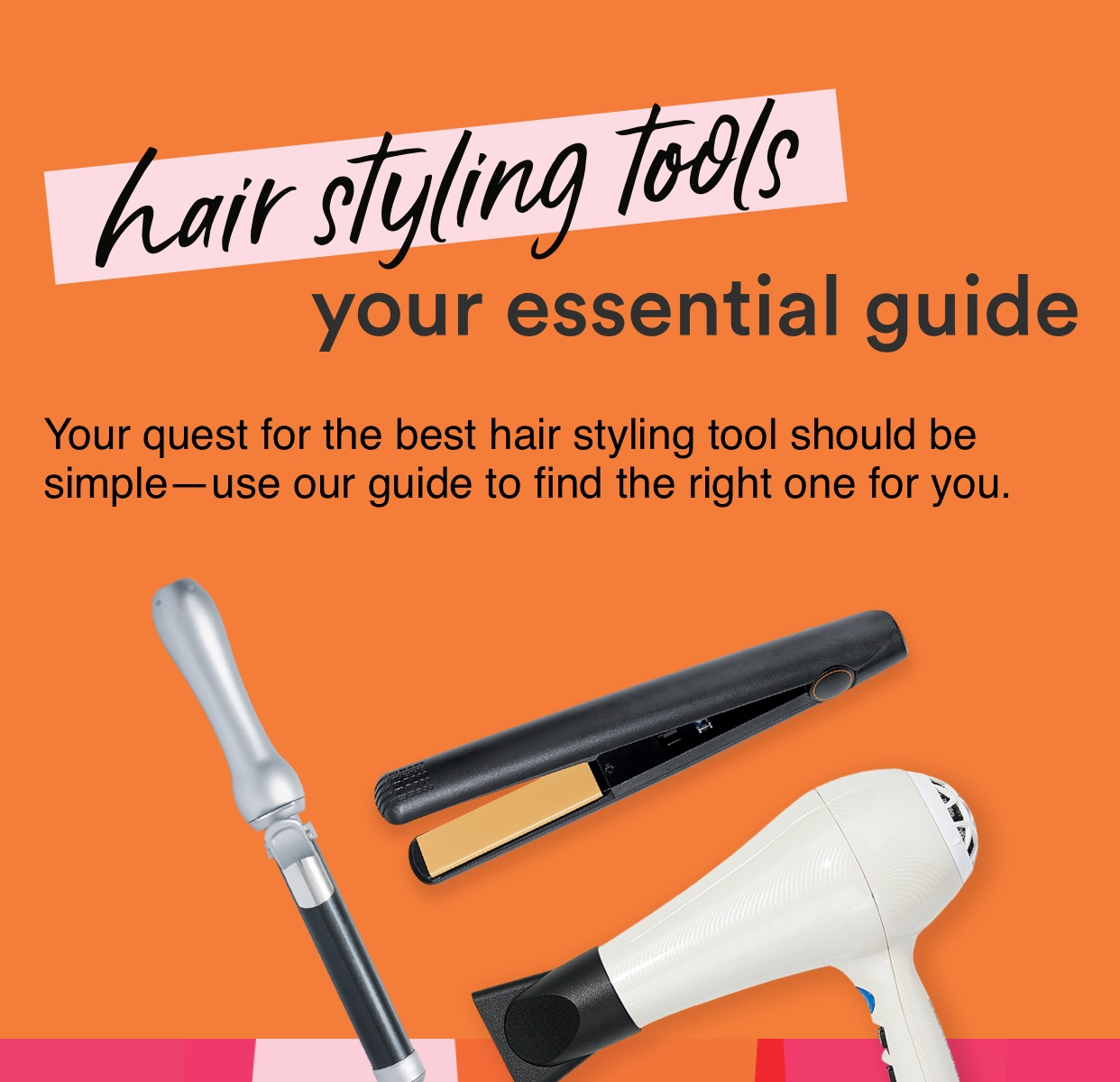 ulta hair styling tools hair styling tools guide ulta 8127