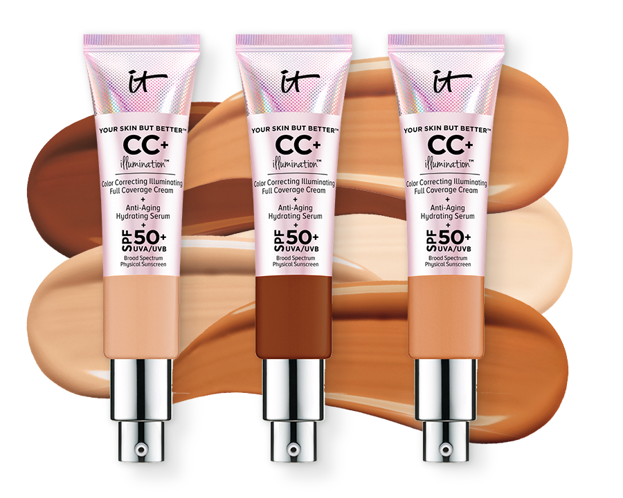 b36d8afbd89a0 Shade Finder - IT Cosmetics Your Skin But Better CC+ Cream Illumination SPF  50+