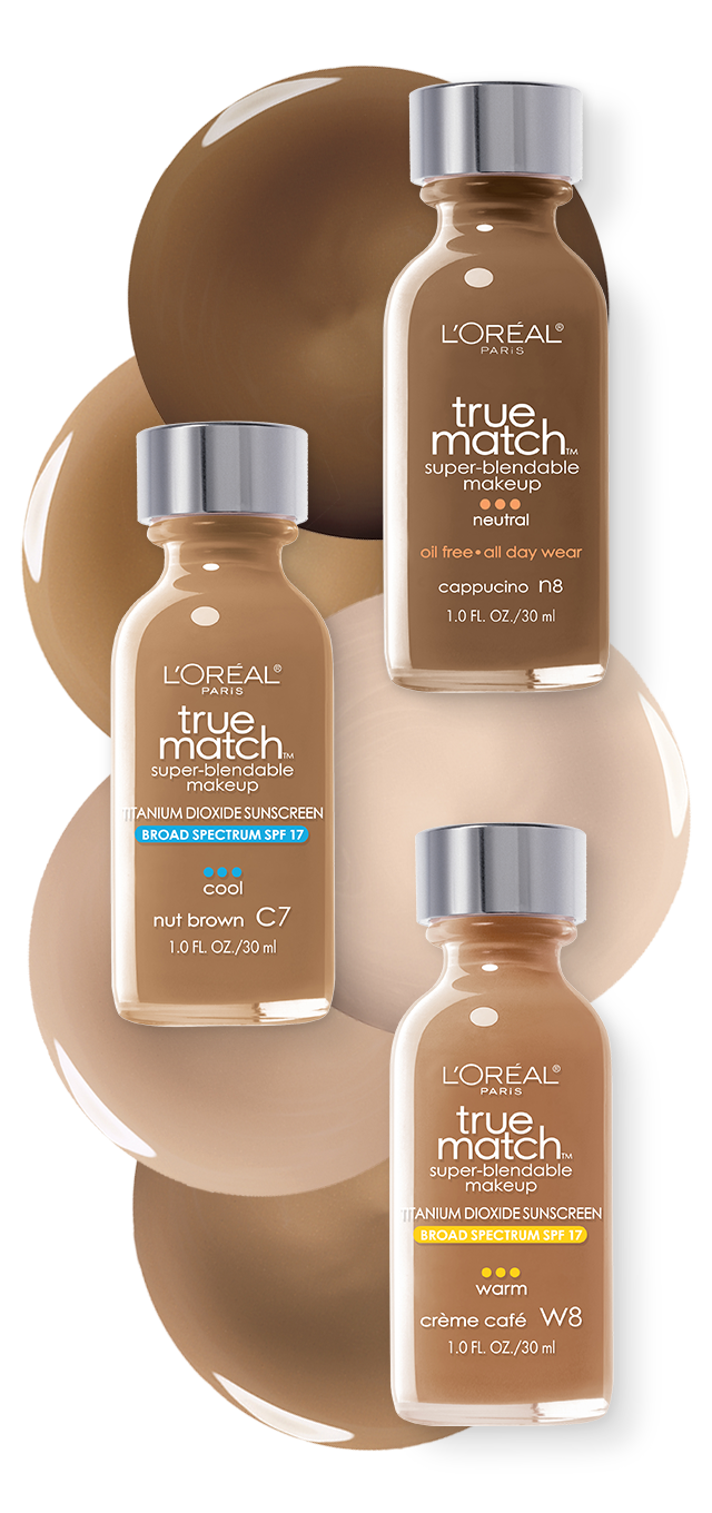 Shade Finder L Oreal True Match Super Blendable Makeup Ulta Beauty
