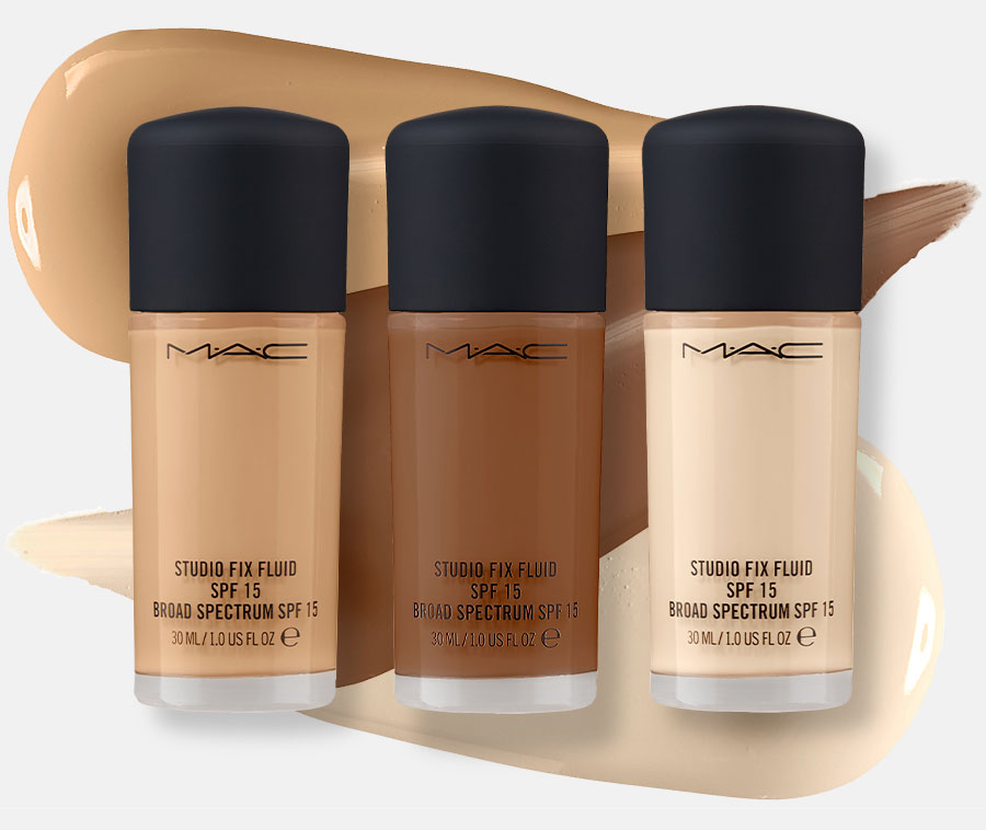 Shade Finder - MAC Studio Fix Fluid SPF 15 Foundation | Ulta Beauty