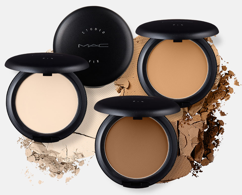Shade Finder - MAC Studio Fix Powder Plus Foundation | Ulta Beauty