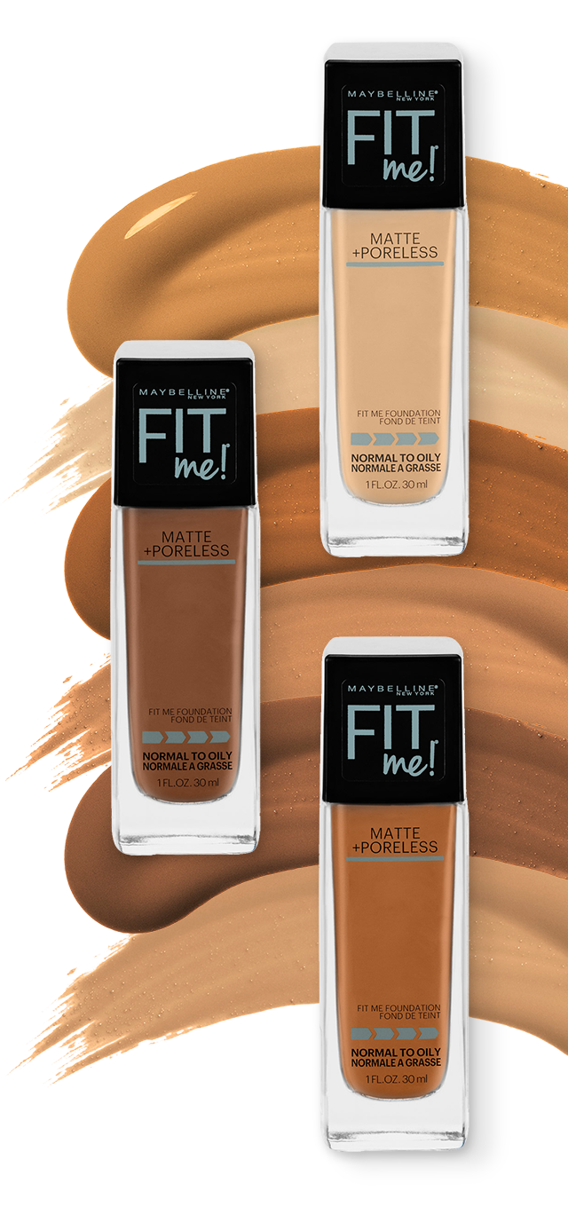 Shade Finder Maybelline Fit Me Matte Poreless Foundation Ulta Beauty