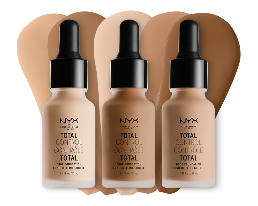 Shade Finder - NYX Professional Makeup Total Control Drop Foundation