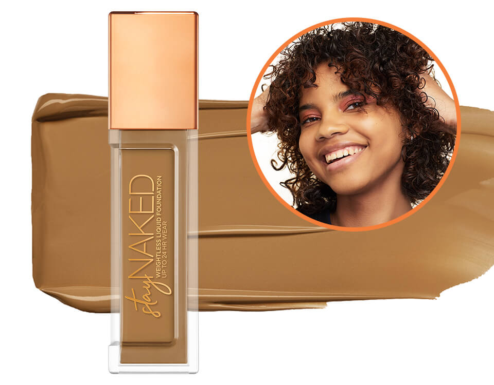 Shade Finder - Urban Decay Cosmetics Stay Naked Weightless