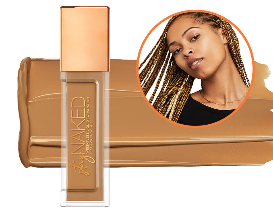 Urban Decay Stay Naked Weightless Liquid Foundation Review